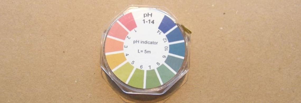 Indikatorpapier (pH Test)
