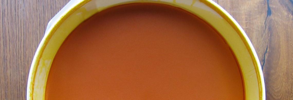 Palmöl rot (nativ) BIO