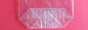 Cellophantüten mit Boden  85x145mm