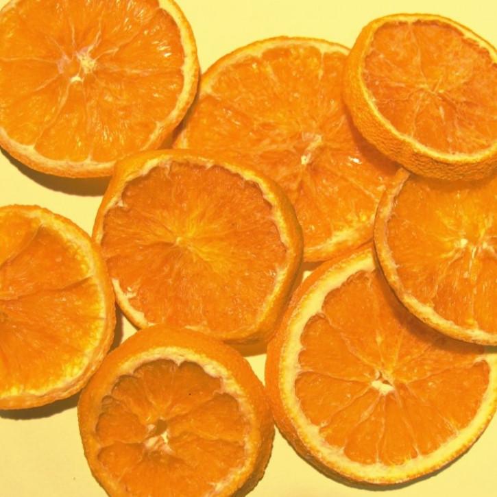 Orangen Scheiben, getrocknet    250g