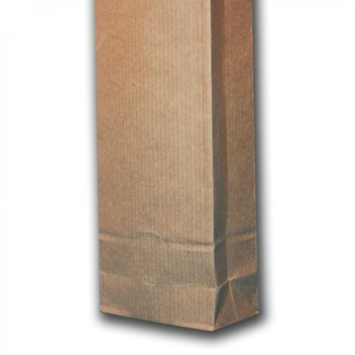 Papiertüten - Blockbodenbeutel 105x65x290mm, 100St